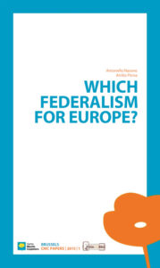 Which Federalism For Europe?